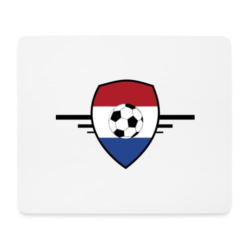 Holland Football - Tapis de souris (format paysage)