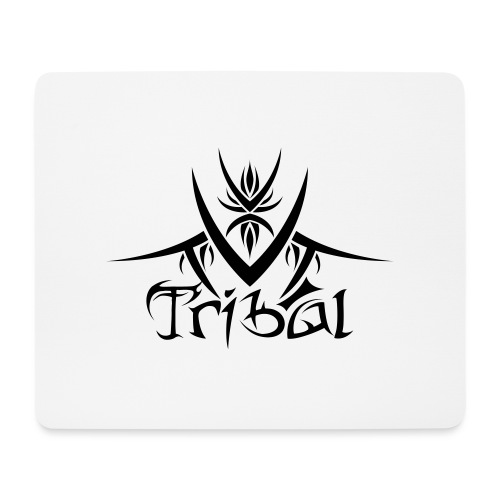 Motif Tribal 1 - Tapis de souris (format paysage)