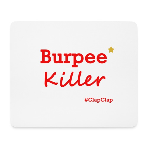 Burpee Killer Stern - Mousepad (Querformat)