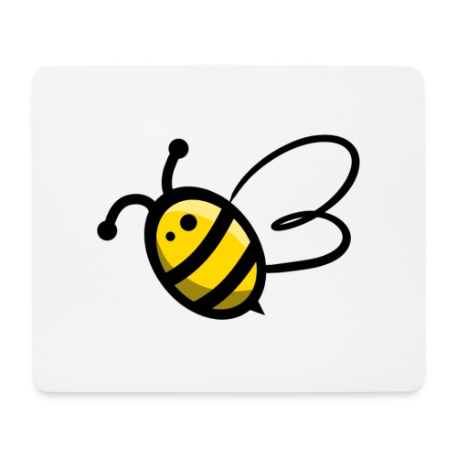 Bee b. Bee - Mouse Pad (horizontal)