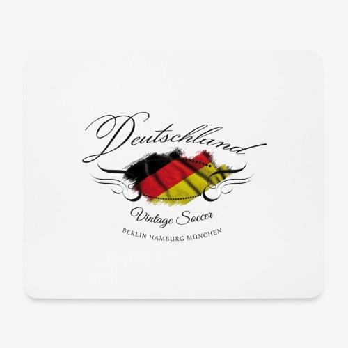 Vintage Deutschland - Mousepad (Querformat)