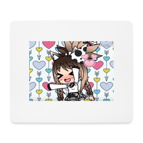 Urodzinowa Yuki! - Podkładka pod myszkę (orientacja pozioma)