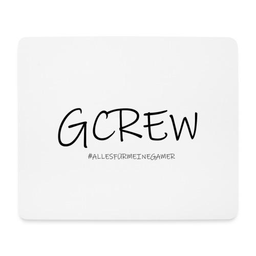 G-Crew - Mousepad (Querformat)