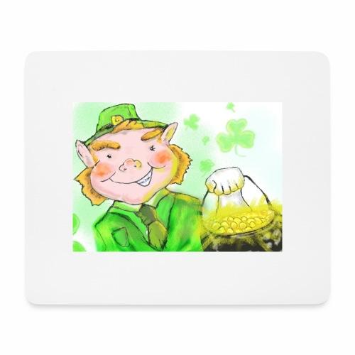 lenny the leprechaun - Mouse Pad (horizontal)
