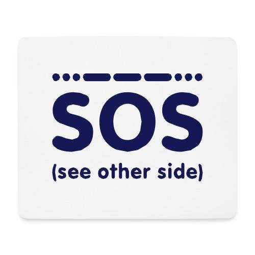 SOS - Muismatje (landscape)