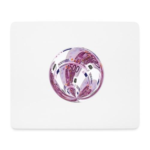 euro 500 schein - Mousepad (Querformat)