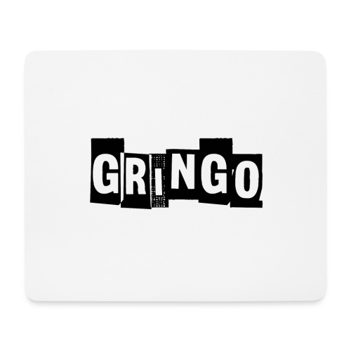 Cartel Gangster pablo gringo mexico tshirt - Mouse Pad (horizontal)
