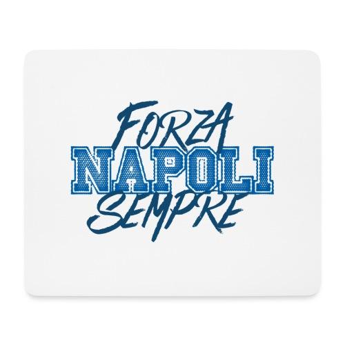 Forza Napoli Sempre - Tappetino per mouse (orizzontale)