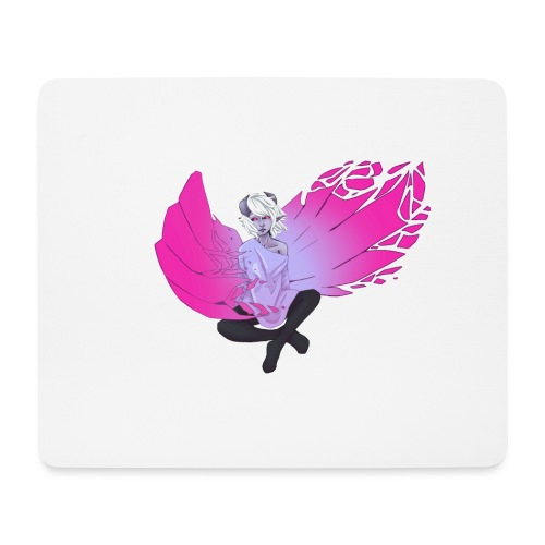 Dystopic Angel - Mouse Pad (horizontal)