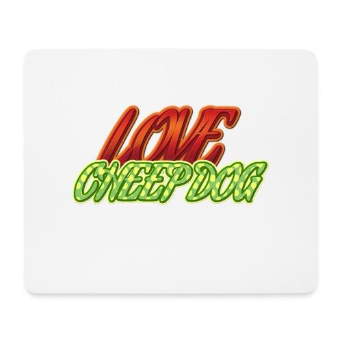 Love Cheep Dog - Mousepad (Querformat)