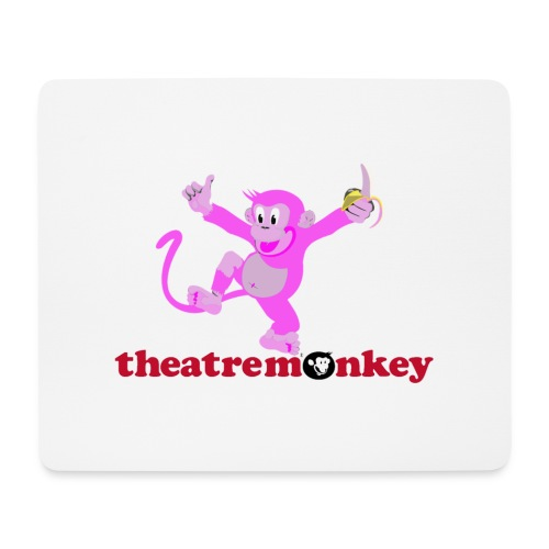 Sammy is In The Pink! - Mouse Pad (horizontal)