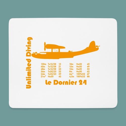 dornier_tx_orange2 - Tapis de souris (format paysage)