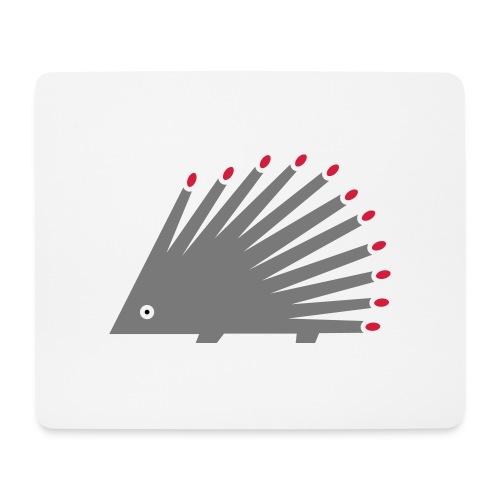 Hedgehog - Mouse Pad (horizontal)