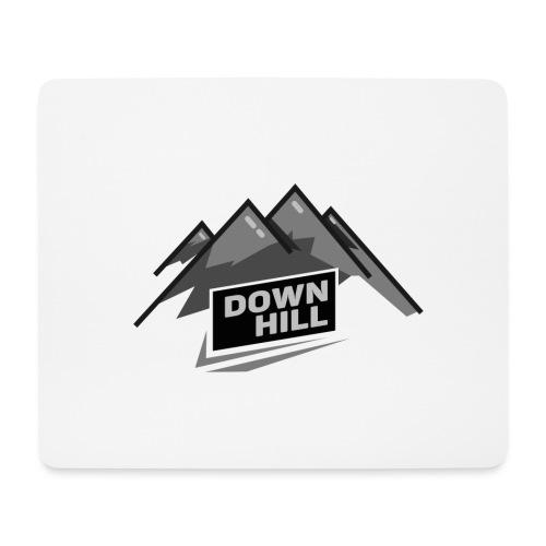 Downhill - Mousepad (Querformat)