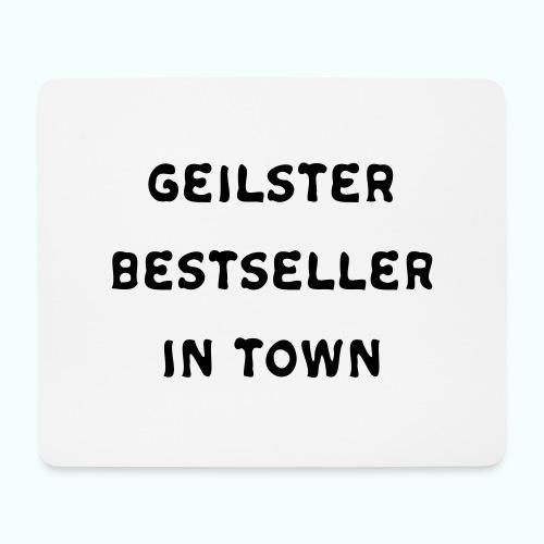 BESTSELLER - Mousepad (Querformat)