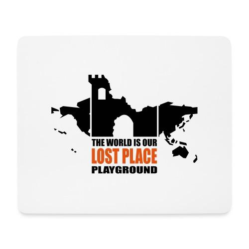 Lost Place - 2colors - 2011 - Mousepad (Querformat)
