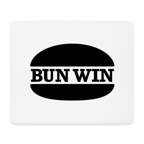 bunwinblack - Mouse Pad (horizontal)