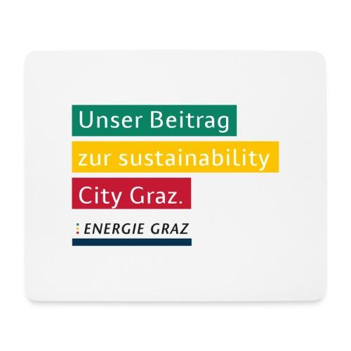 Energie Graz Vision - Mousepad (Querformat)