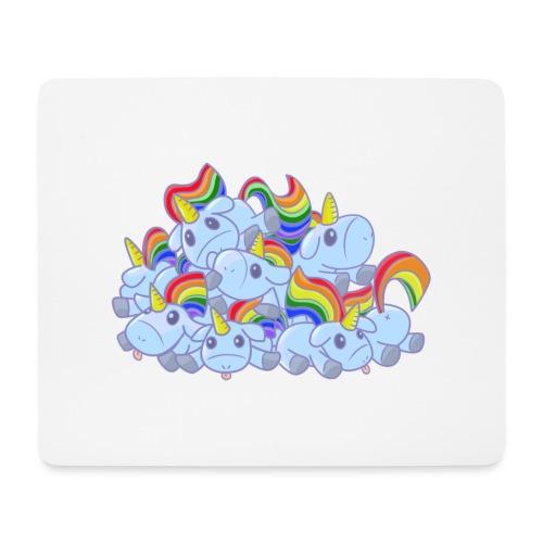 Moar unicorns! - Tappetino per mouse (orizzontale)
