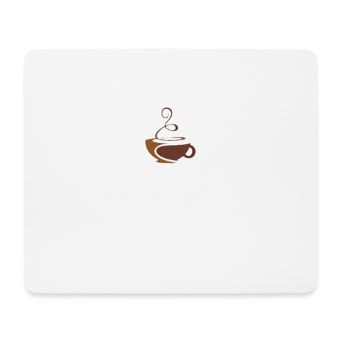 coffee - Mousepad (Querformat)