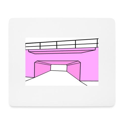 Pink Tunnel - Musmatta (liggande format)