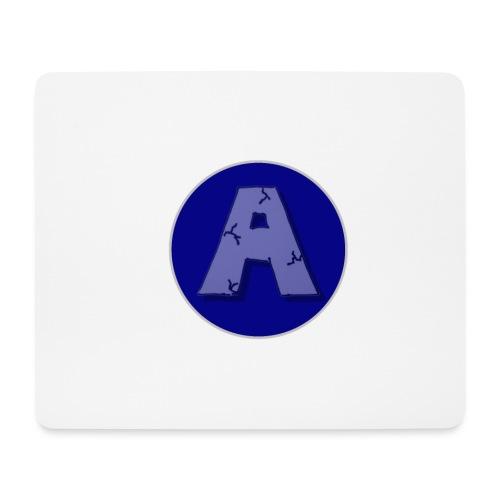 A-T-Shirt - Mousepad (Querformat)