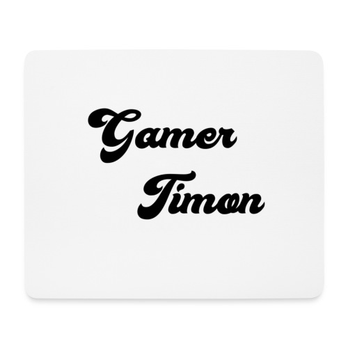 GamerTimon - Mouse Pad (horizontal)