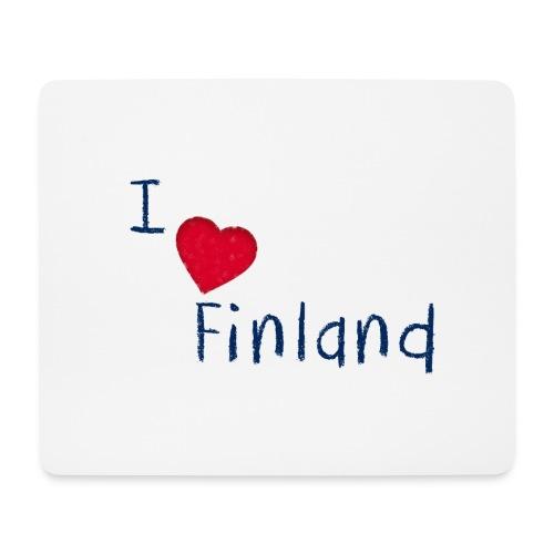 I Love Finland - Hiirimatto (vaakamalli)