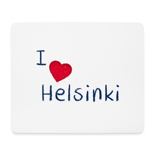 I Love Helsinki - Hiirimatto (vaakamalli)