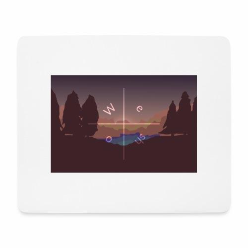 WeSho-Merge - Mousepad (Querformat)