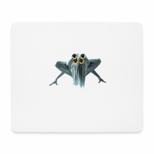 Im weird - Mouse Pad (horizontal)