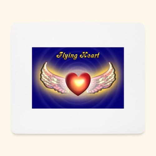 Flying Heart - Mousepad (Querformat)