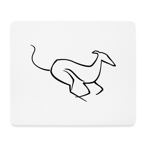 Galopp - Mousepad (Querformat)