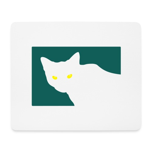 Spy Cat - Mouse Pad (horizontal)