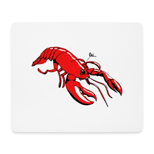 Lobster - Mouse Pad (horizontal)