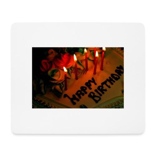 happy Birthday - Mouse Pad (horizontal)