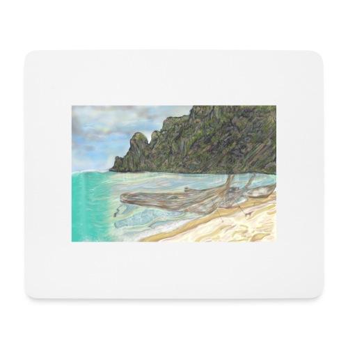 beach - Mouse Pad (horizontal)