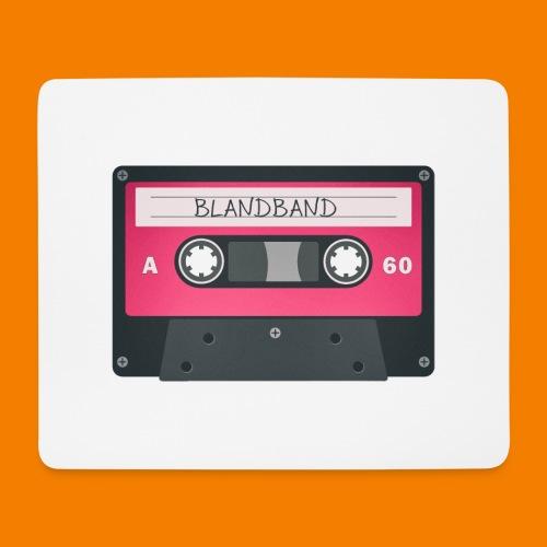 Blandband 80-tal - Musmatta (liggande format)