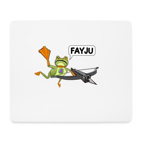Amazing Frog Crossbow - Mouse Pad (horizontal)
