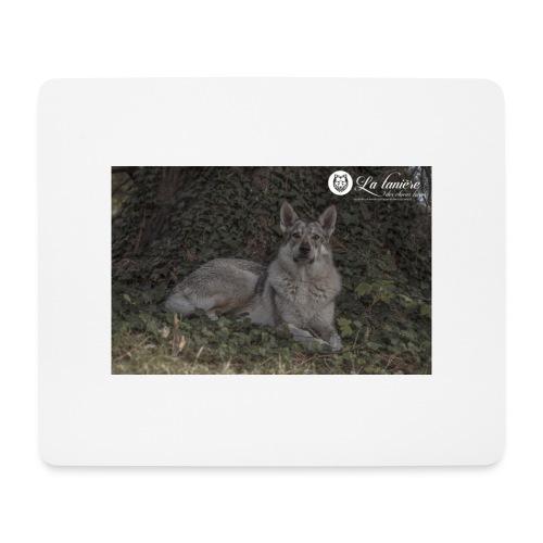 La Tanière des Chiens-Loups - Tapis de souris (format paysage)