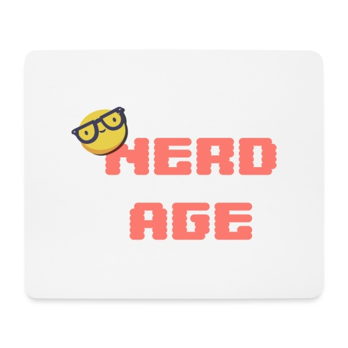 Nerd Age - Tappetino per mouse (orizzontale)