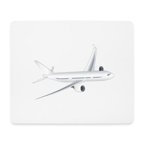 Flugzeug - Mousepad (Querformat)
