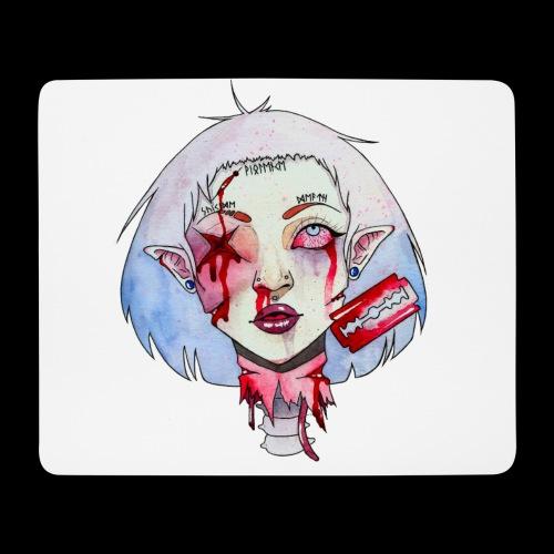 Violence - Tapis de souris (format paysage)