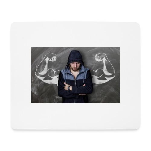Power - Mousepad (Querformat)