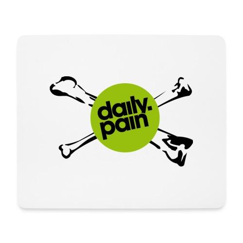 daily pain cho kark - Podkładka pod myszkę (orientacja pozioma)