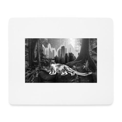 Fossa & Jungle - Mouse Pad (horizontal)