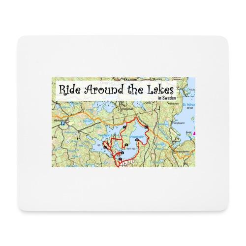 Ride Around the Lakes in Sweden - Musmatta (liggande format)