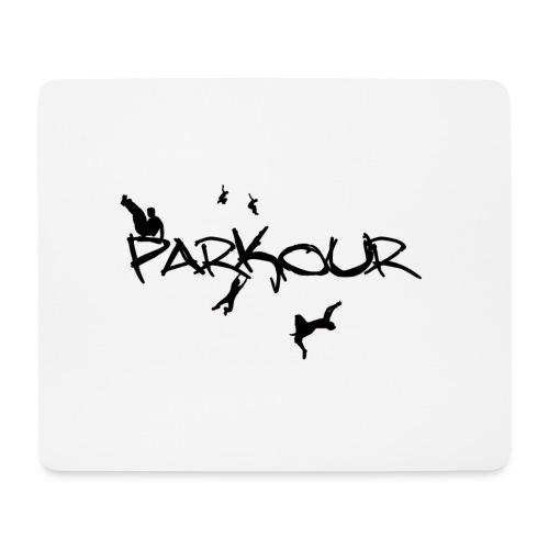 Parkour Sort - Mousepad (bredformat)