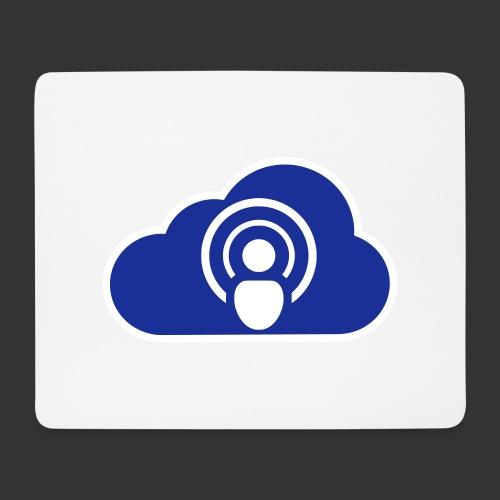 podCloud - Logo 2020 - Tapis de souris (format paysage)