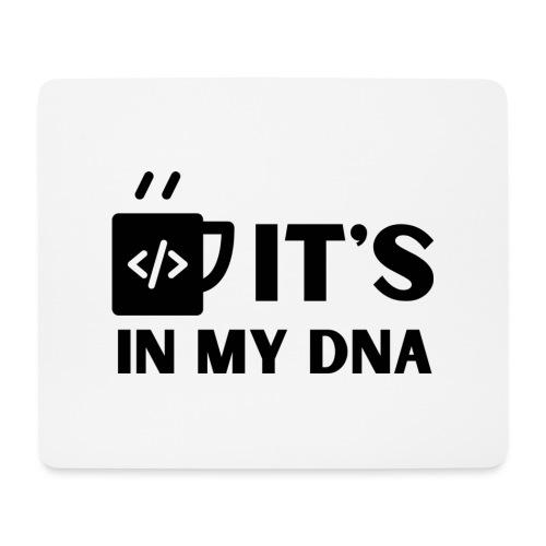 IT's in my DNA - Musmatta (liggande format)